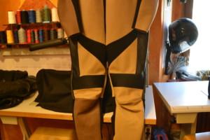 @ work: Einteiler Rindleder Farben: sand, chestnut und schwarz